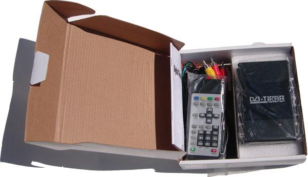 kfz auto dvb t tuner double tv receiver true diversity pkw lkw dvbt 12 24 volt ebay. Black Bedroom Furniture Sets. Home Design Ideas